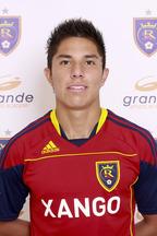 Carlos Salcedo - RSL-AZ - Class of 2012