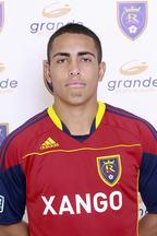 Julio Alacron - RSL-AZ - Class of 2012