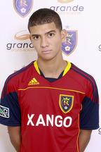 Rodrigo Uriarte - Defender for Real Salt Lake - Arizona soccer academy