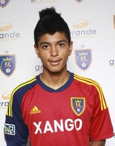 Benji Lopez - 2012-13 RSL-AZ U18 - Grande Sports Academy