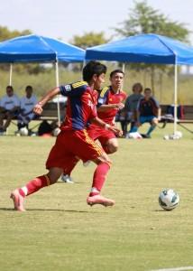 Benji Lopez - RSL-AZ Soccer Academy