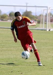 Diego Silva - RSL-AZ U16 Soccer Academy
