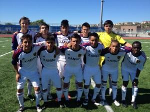 RSL-AZ U18 Soccer Academy vs Nomads SC
