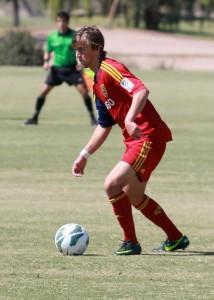 Riggs Lennon - RSL-AZ U18 Soccer Academy