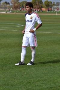 Grande Sports Academy - Benji Lopez