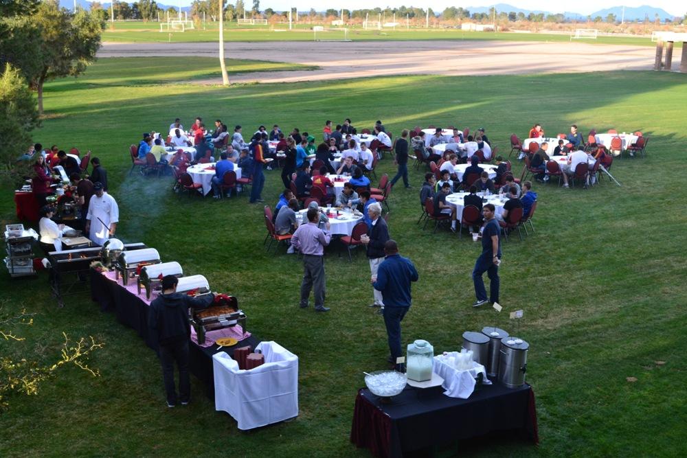 Grande Sports Academy Real Salt Lake BBQ 6