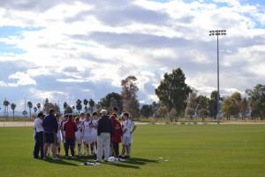 Grande Sports Academy U16 Team
