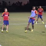 Real Salt Lake - Grande Sports Academy - Sebastian Bofo Saucedo, Chris Schuler & Alvaro Saborio