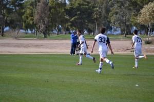Grande Sports Academy - Bofo Saucedo Goal 8