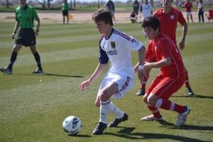 Grande Sports Academy - Jack Gayton