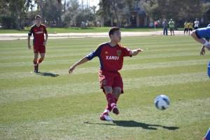 Grande Sports Academy Real Salt Lake - Alexander Knox 1