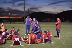 Grande Sports Academy Real Salt Lake Elite U18