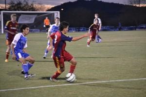 Grande Sports Academy Real Salt Lake - Eric Gonzalez