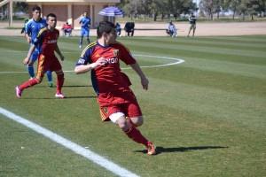 Grande Sports Academy Real Salt Lake - Tigran Tiraturyan 1
