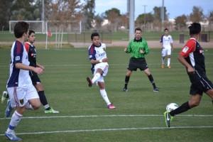 Grande Sports Academy - Real Salt Lake U16 Arizona vs Strikers FC - Bofo Saucedo