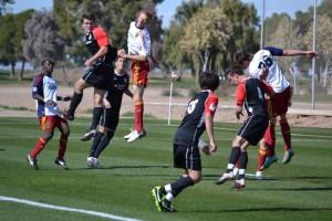 Grande Sports Academy - Real Salt Lake U18 Arizona vs Strikers FC - Justen Glad, Amer Sasivarevic
