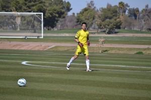 Grande Sports Academy U18 - Cesar Cobos