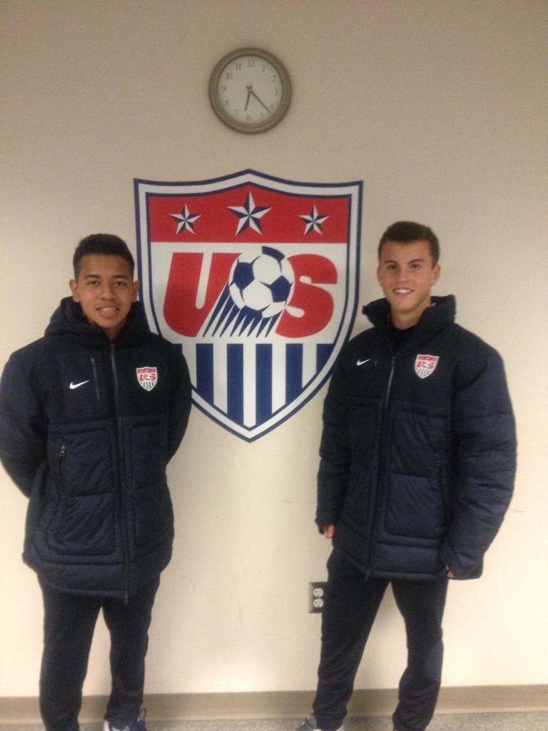 Brooks Lennon & Sebastian Bofo Saucedo
