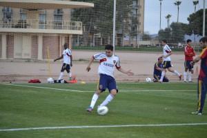 Grande Sports Academy - Luis Chavez