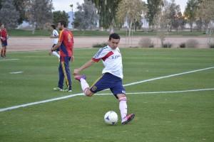 Grande Sports Academy - Coco Navarro