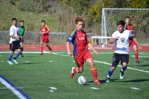 Grande Sports Academy - Elias Rieland 1