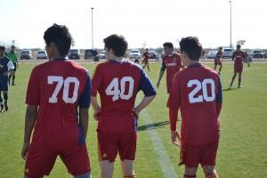 Grande Sports Academy - Ishan Atit, Albert Molina, Tyler Buckley