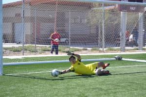 Grande Sports Academy - Luis Barraza