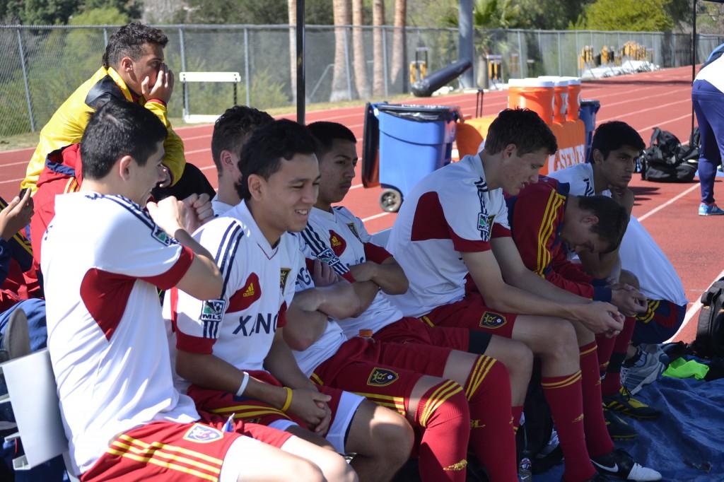 Grande Sports Academy - Radu Macu, Brandon Marquez, Eric Gonzalez, Bean Vasquez, Kostas Kotselas, AJ Esparza