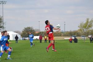 Grande Sports Academy Real Salt Lake Arizona Dallas Cup - Coco Navarro