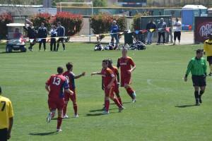 Grande Sports Academy Real Salt Lake Arizona - Tigran Tiraturyan 1