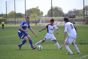 Grande Sports Academy Real Salt Lake - Jose Hernandez, Andrew Brody