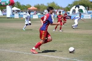 Grand Sports Academy Real Salt Lake vs Alianza All Star Team - Te Wihongi