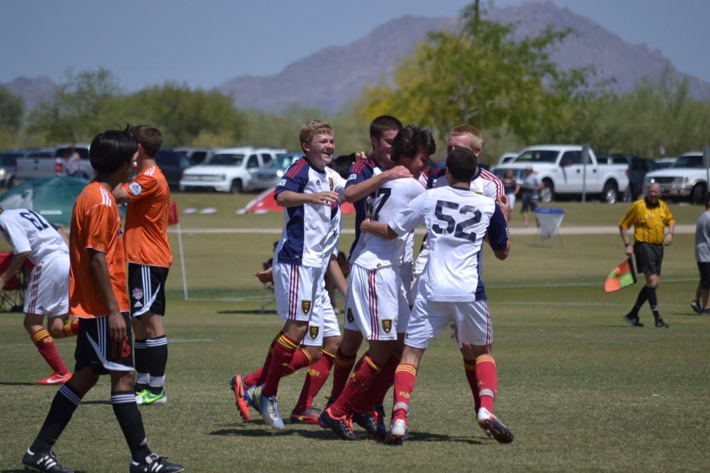 Grande Sports Academy - Real Salt Lake -