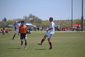 Grande Sports Academy - Real Salt Lake - Brandon Sands