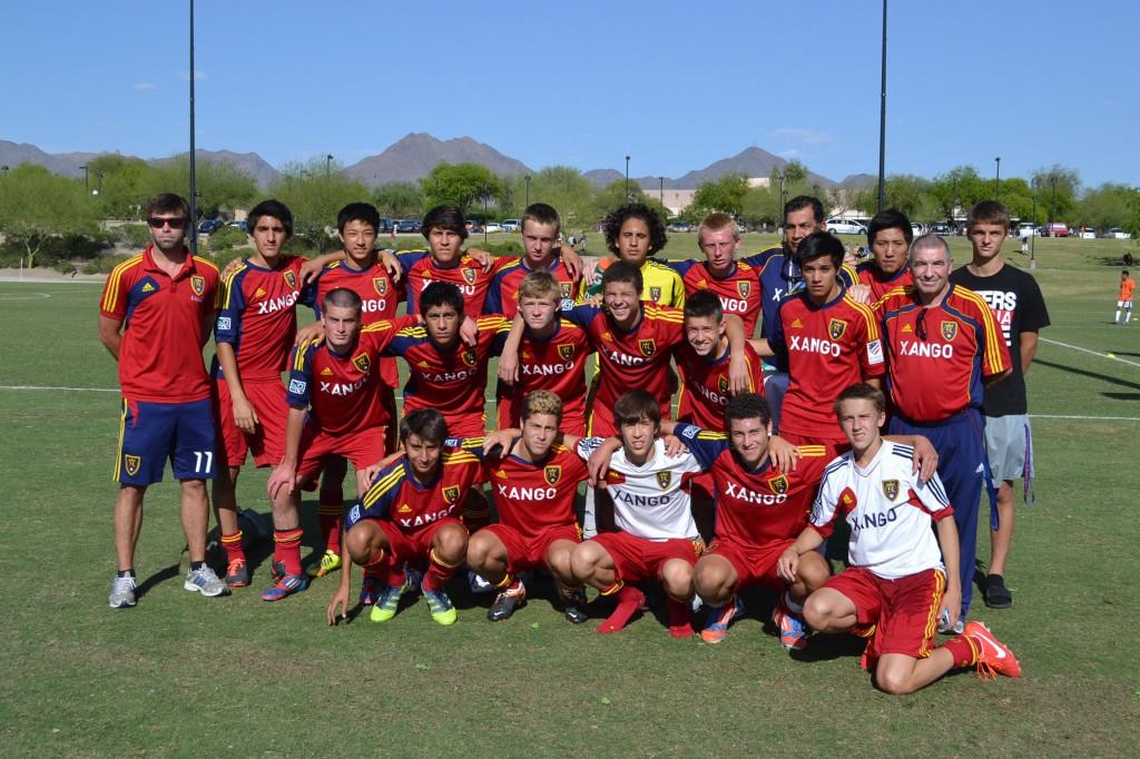 RSL U16 Elite Team 2012-2013