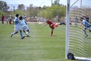 Real Salt Lake U16 - Patricio Cevallos