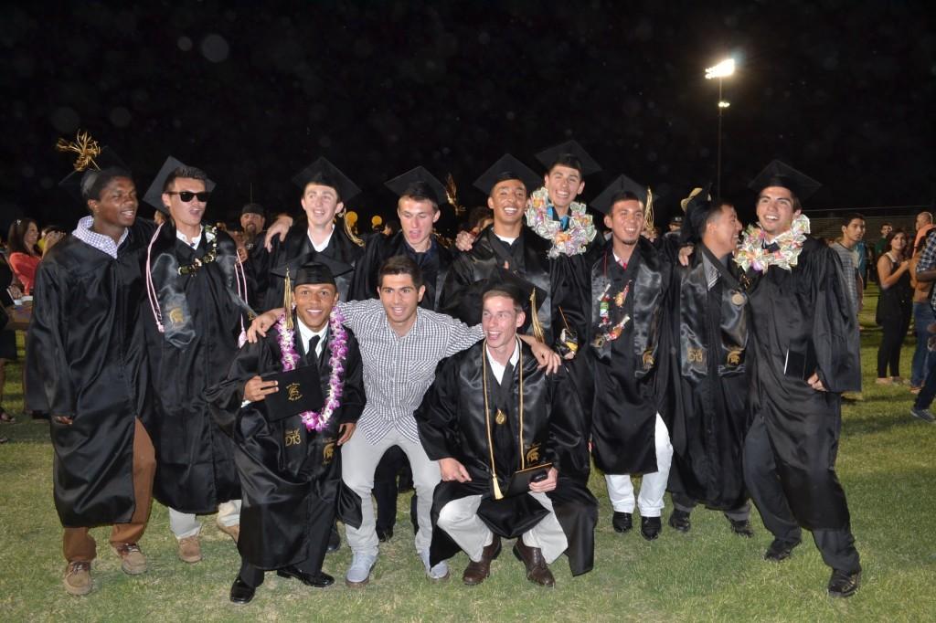 Grande Sports Academy - Real Salt Lake Academy Graduation Night - Evans, Hyman, Brody, Sasivarevic, Juarez, Marquez, Navarro, Vasquez, Burnett, Tiraturyan, Stadler, Cobos (2)