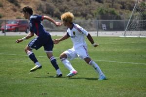 Grande Sports Academy - Real Salt Lake U18 vs Chivas USA - Benji Lopez (3)