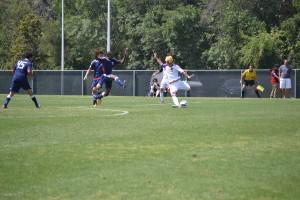 Grande Sports Academy - Real Salt Lake U18 vs Chivas USA - Benji Lopez