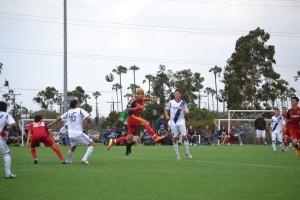 Grande Sports Academy - Real Salt Lake U18 vs LA Galaxy U18 - Benji Lopez