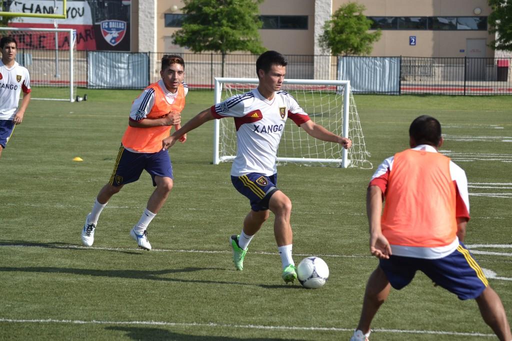 Grande Sports Academy - Real Salt Lake Arizona - Trevor Hyman