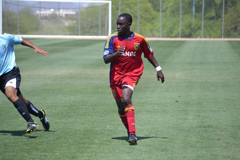 Grande Sports Academy - Real Salt Lake Arizona U18 Academy - Jon Zabasajja (2)