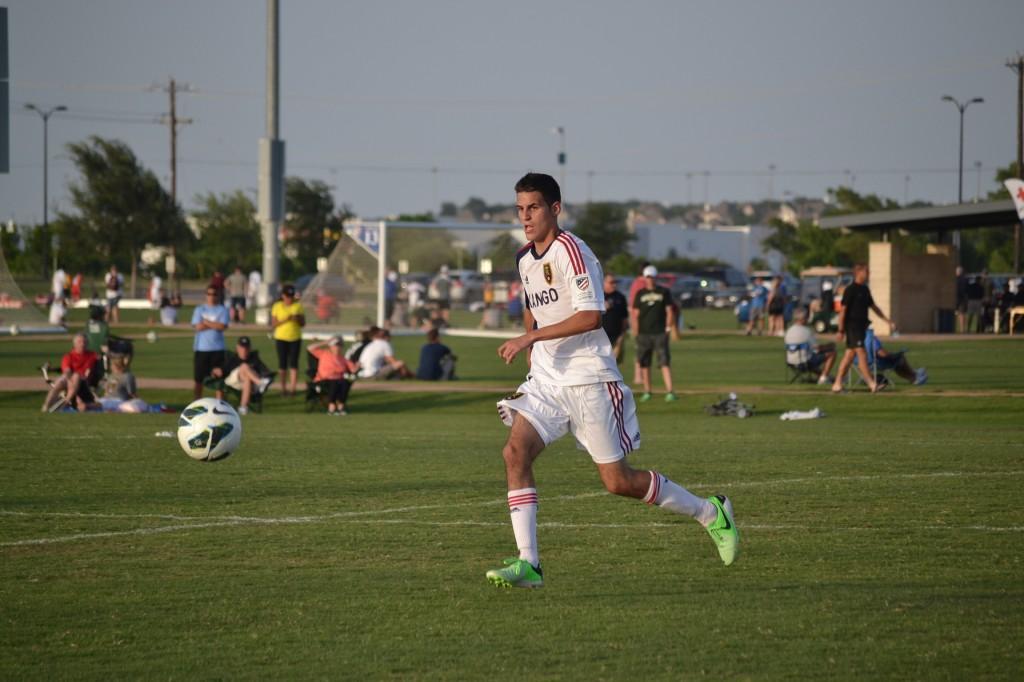 Grande Sports Academy - Real Salt Lake U16 vs FC DELCO - Deveopment Playoffs - Diego Silva