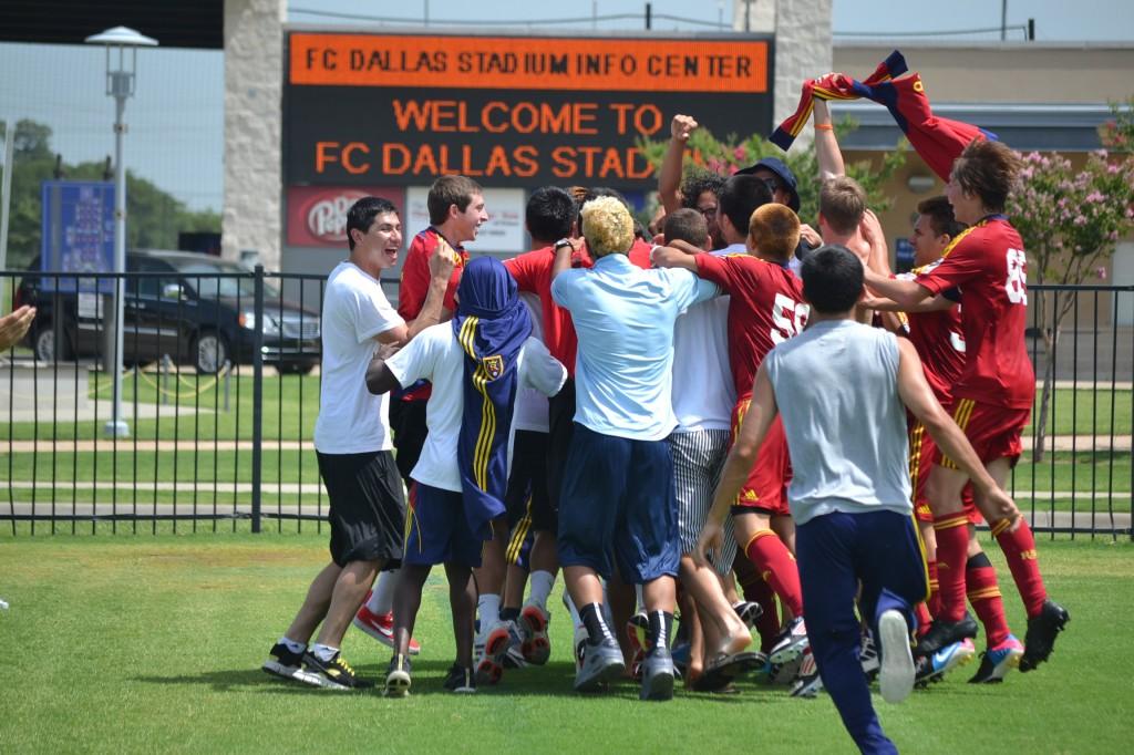 Grande Sports Academy - Real Salt Lake U16 vs FC  Dallas - (3)