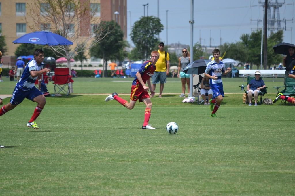Grande Sports Academy - Real Salt Lake U16 vs FC  Dallas - Justen Glad (2)