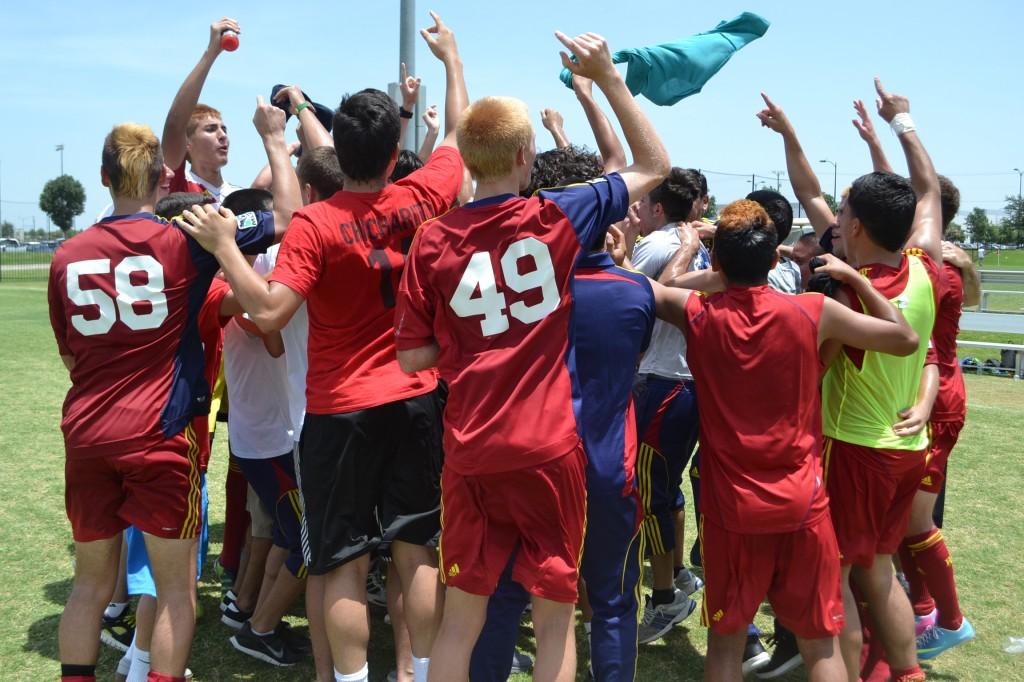 Grande Sports Academy - Real Salt Lake U16's vs FC Dallas - (9)