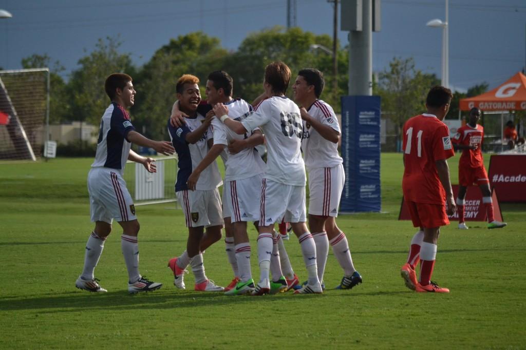 Grande Sports Academy - Finals Week - Real Salt Lake vs Albertson SC - (2)