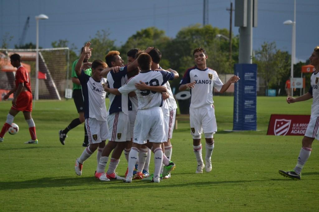 Grande Sports Academy - Finals Week - Real Salt Lake vs Albertson SC - (3)