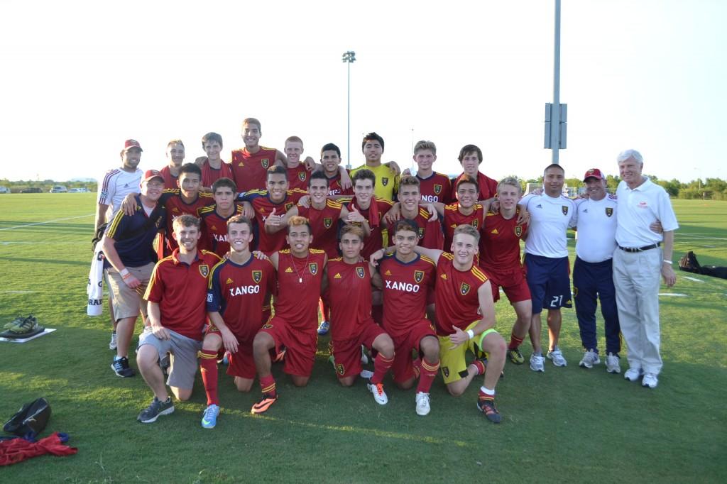 Grande Sports Academy - Real Salt Lake U16 vs Texans SC - Development Finals Week - (10)