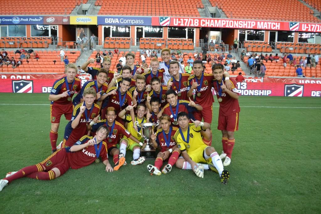 US Soccer Development Championship Game - Real Salt Lake vs Solar Chelsea - (43)